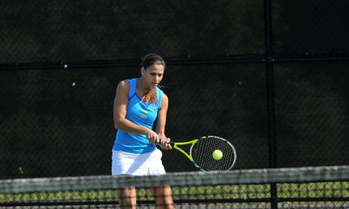 Women's Tennis Fall to Wentworth, 7-2