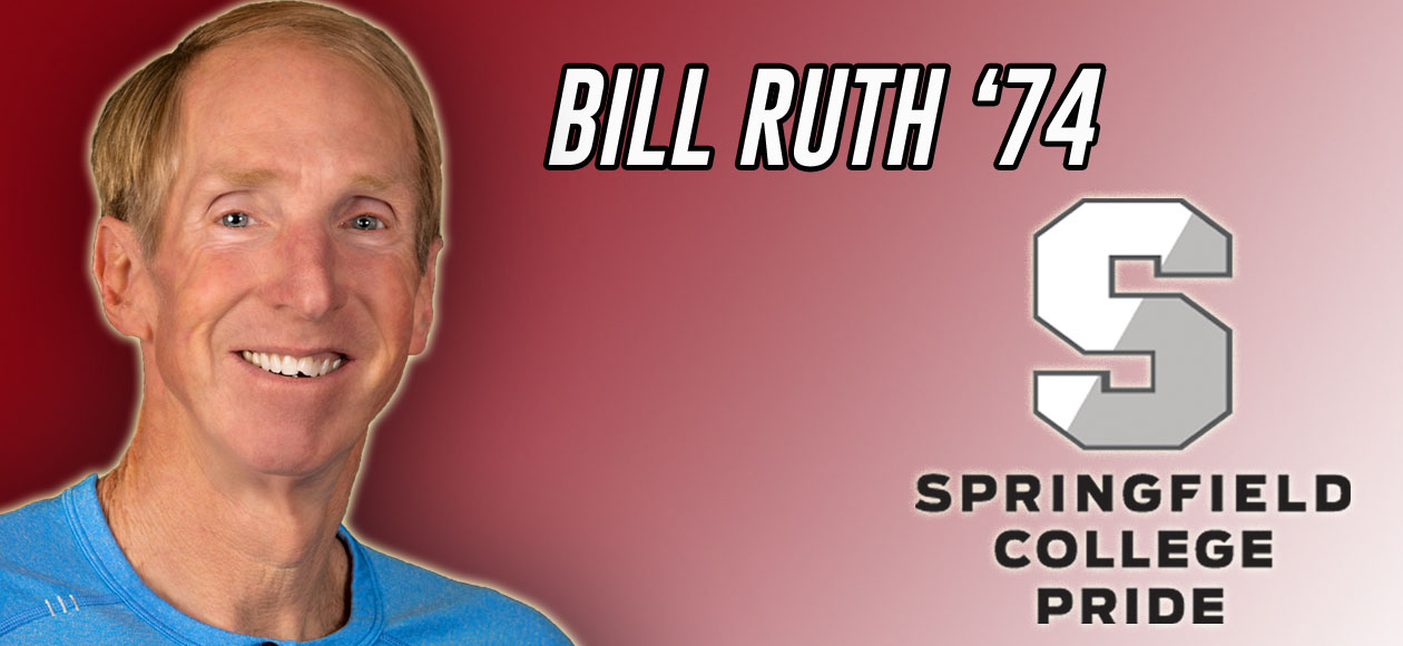 2017 Athletic Hall of Fame Inductee Spotlight: Bill Ruth '74