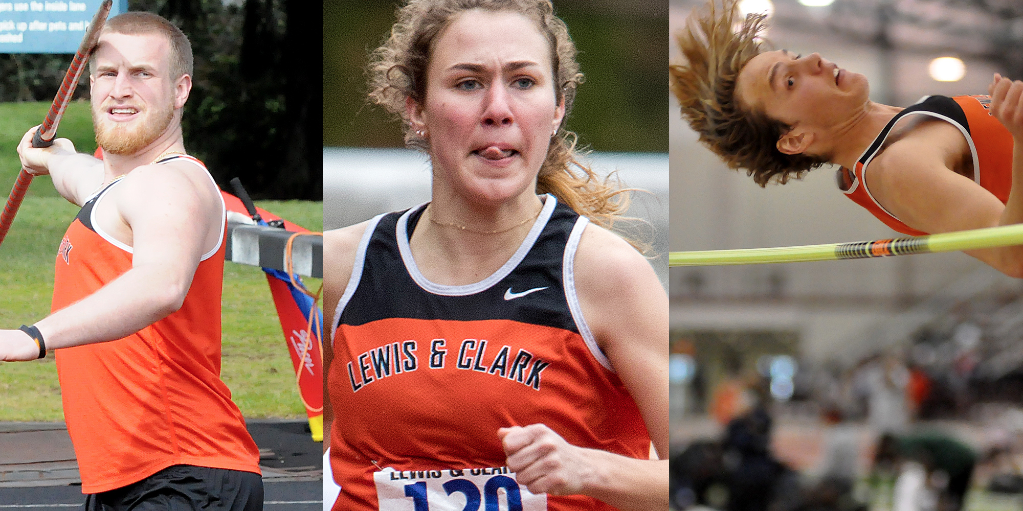 Three Pios selected USTFCCCA All-West Region