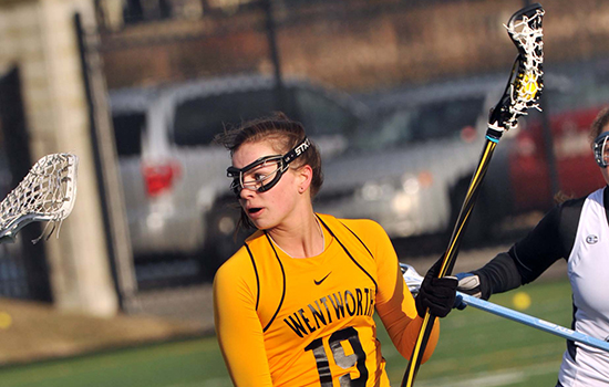 Women's Lacrosse Suffers Setback to Regis