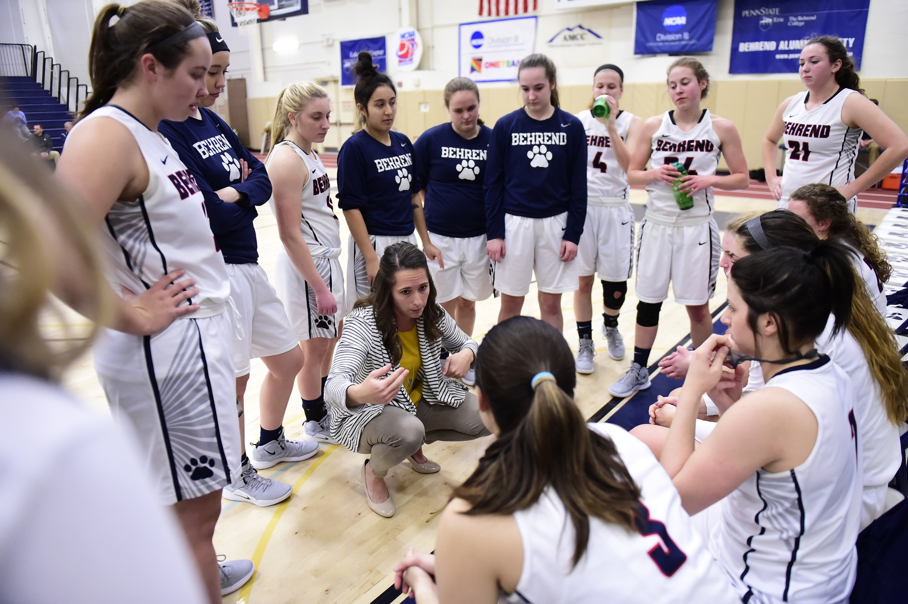 Women's Basketball Finishes Tournament as AMCC Runner-Up