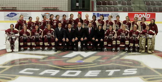 "Women's Hockey: ""Building  A Tradition"" – 2011-12 Season Preview"