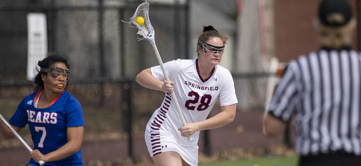 Women's Lacrosse Cruises Past Wheaton, 18-4, in NEWMAC Play; Wins Fourth-Straight Contest