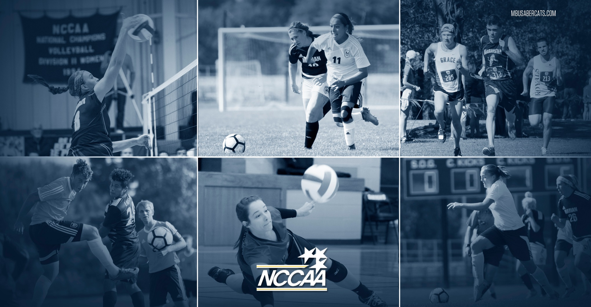 NCCAA All-Americans: 6 Sabercats Make the Cut
