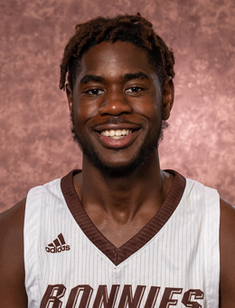 Justin Winston, Men's Basketball