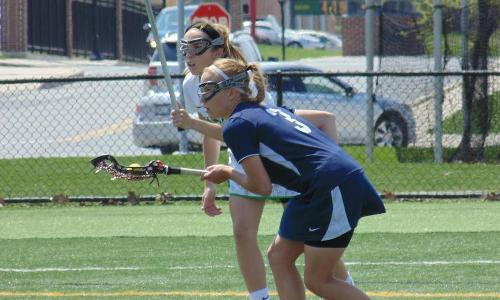 UMW Women's Lax Falls at #13 York, 16-13, in CAC Semifinals