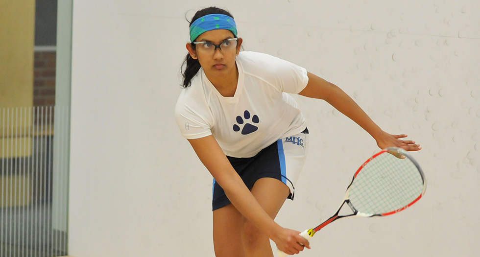 Squash Concludes Season at CSA Individual Nationals