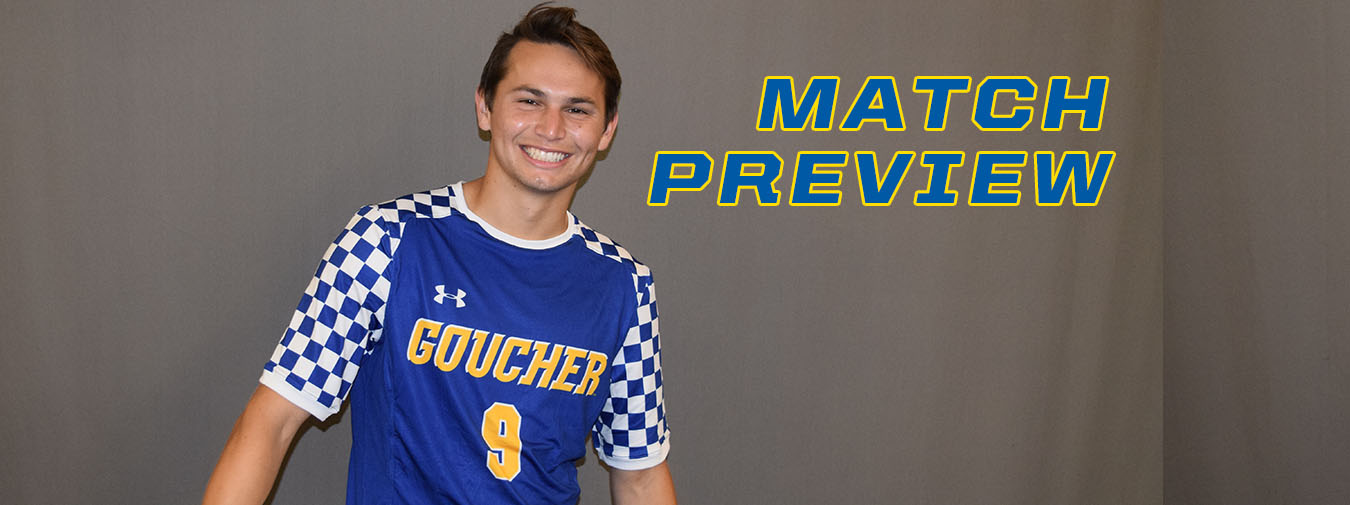 Goucher Men's Soccer Concludes 2019 Season At Moravian On Saturday