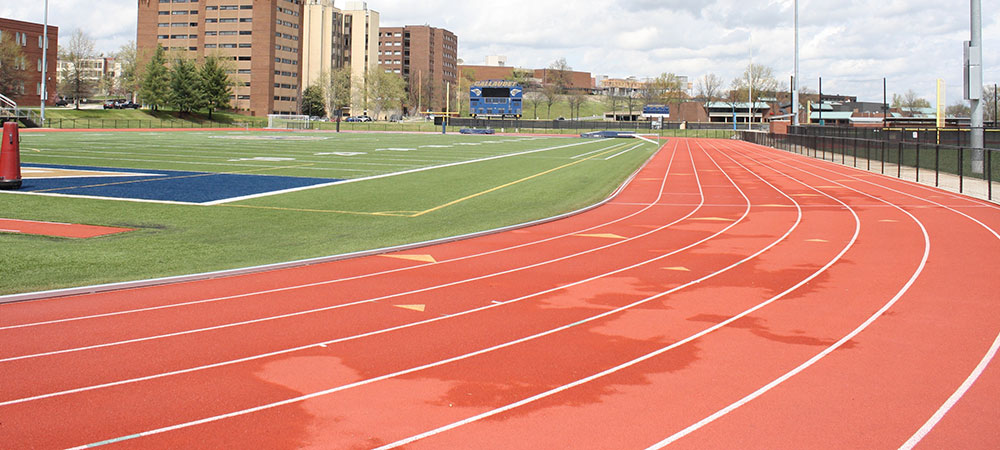Bison track and field meet at Messiah College canceled due to weather
