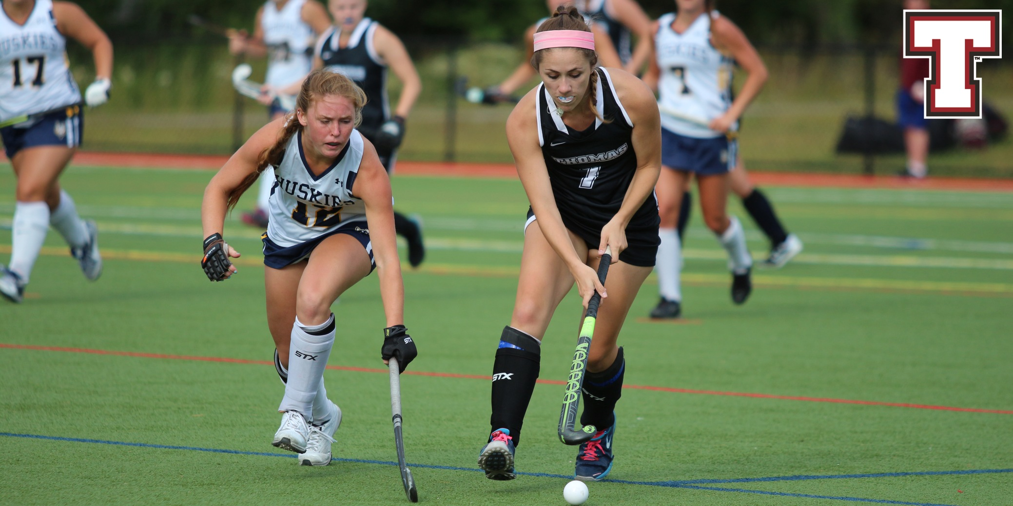 Field Hockey Edged by Simmons in OT, 2-1