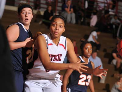 CUA cruises past Washington Adventist to earn tenth win