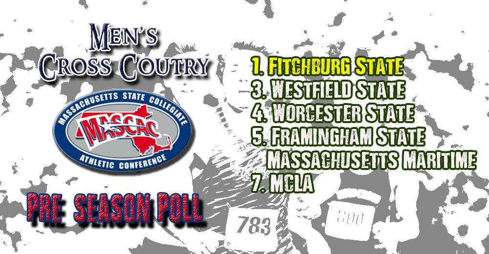 Falcons Voted Preseason Favorite to Repeat as MASCAC Men's Cross Country Champions
