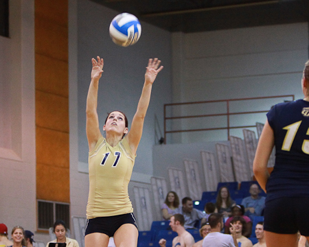 Gallaudet hangs tough against No. 6 Christopher Newport