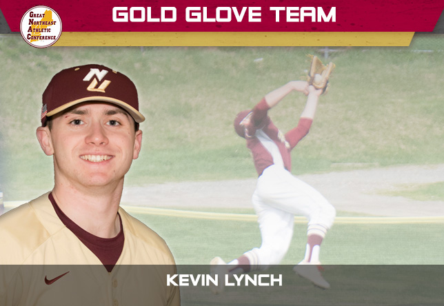 Baseball: Lynch Earns Gold Glove Honors