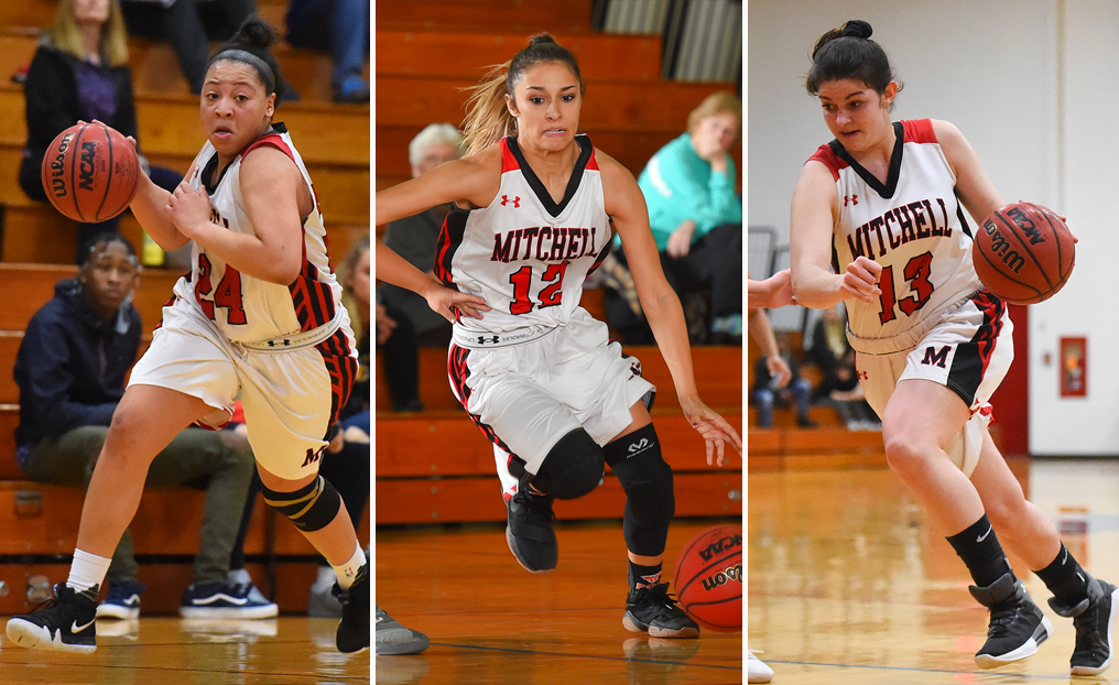 Three From WBB Honored by NECC