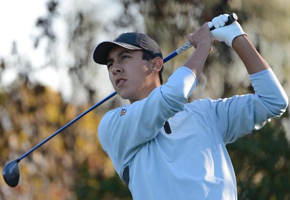 Anguiano Named Big West Men's Golfer of the Month