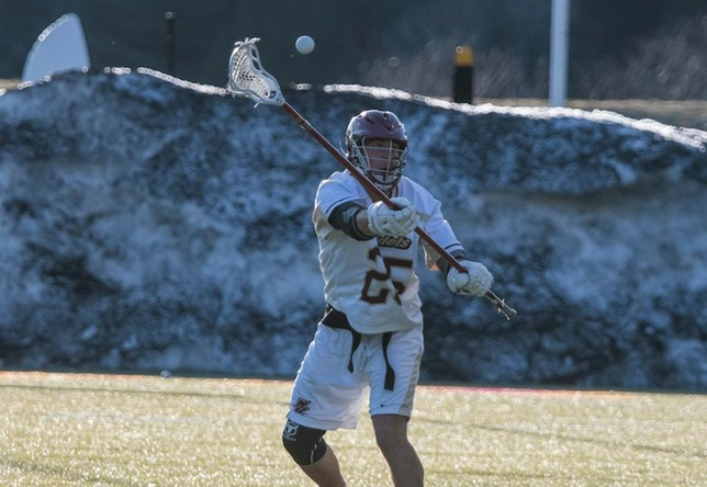 Men's Lacrosse: Cadets move on to GNAC Semifinals, defeat AMCATS, 16-2