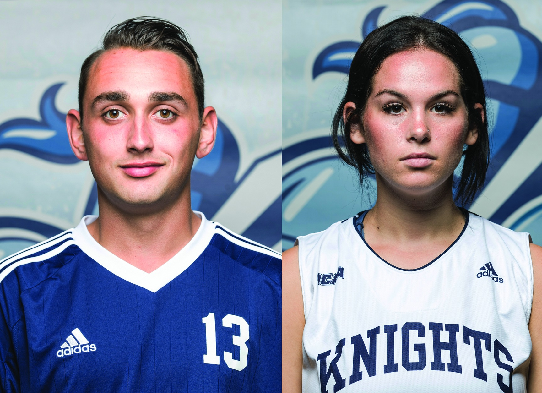 NEWS: Therrien and Ingribelli named athletes of the week