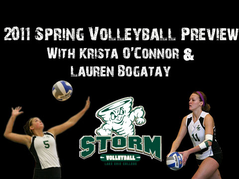 Video Preview: Spring Volleyball Season