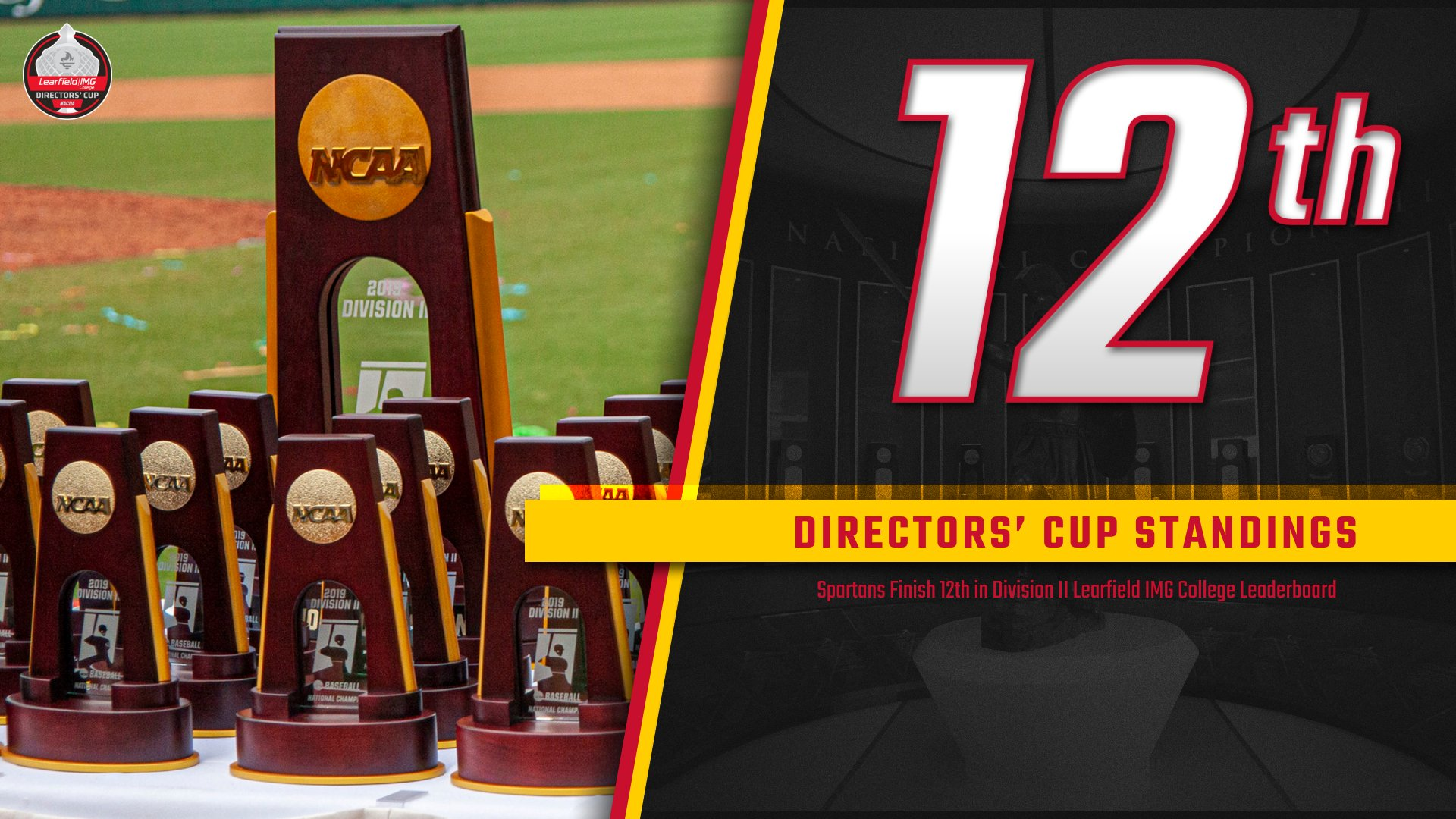 UT Athletics Finishes 12th in Directors' Cup Standings