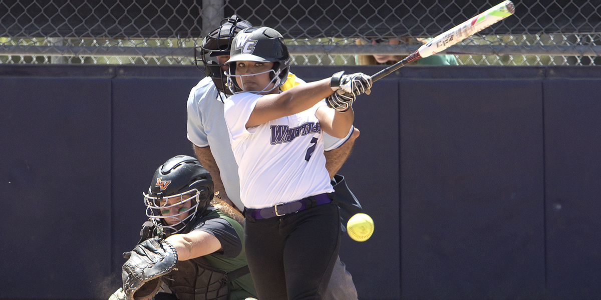 Softball takes one of two from Occidental