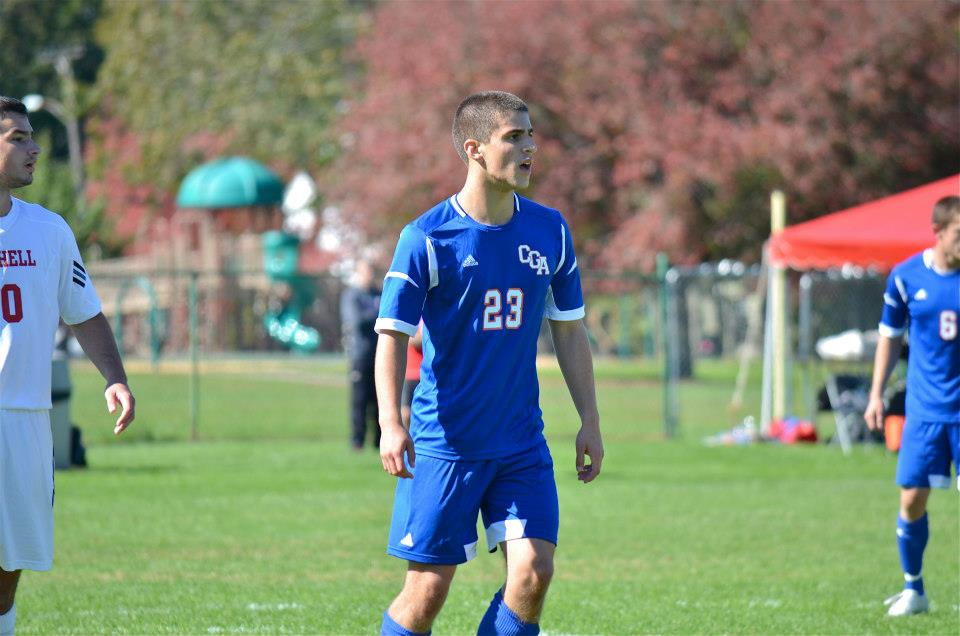 Benedetto's Game-Winner Puts Bears in ECAC Championship