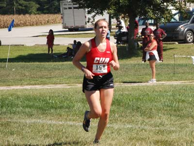 Kinley finishes 19th at UMES Invite to lead Cardinals