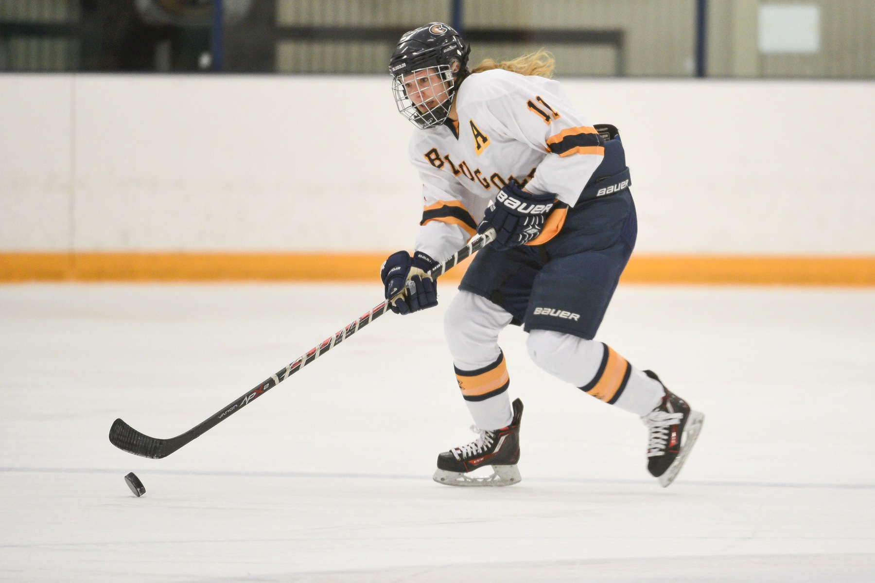 Blugolds take down Foresters in OT