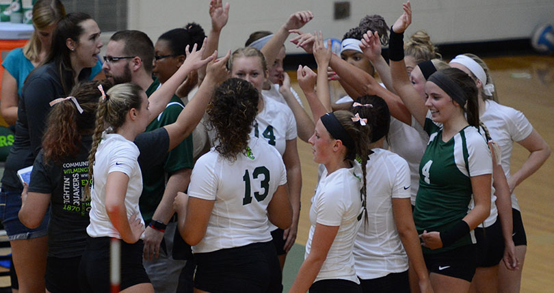 @DubC_Volleyball fall to ONU