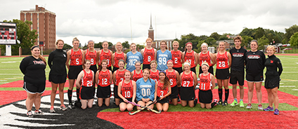 2016 Wittenberg Field Hockey