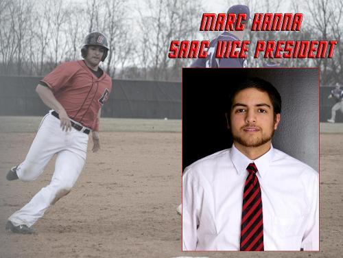 CUA Athletics Sits Down with SAAC Vice President Marc Hanna