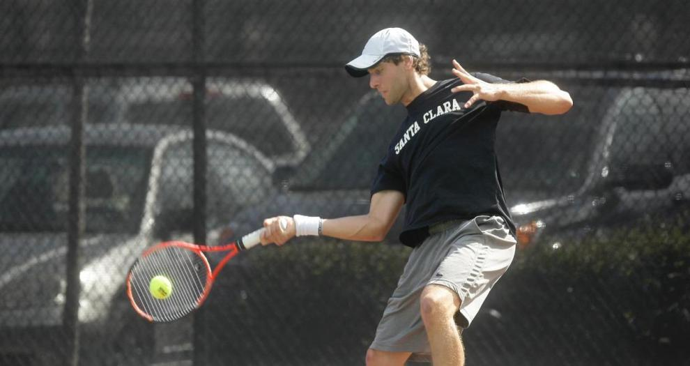 Bronco Men's Tennis Ranked No. 5 in Northwest and No. 68 Nationally; Several Broncos Ranked Individually