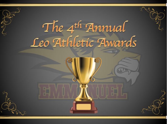 2018 Leo Athletic Awards Recap
