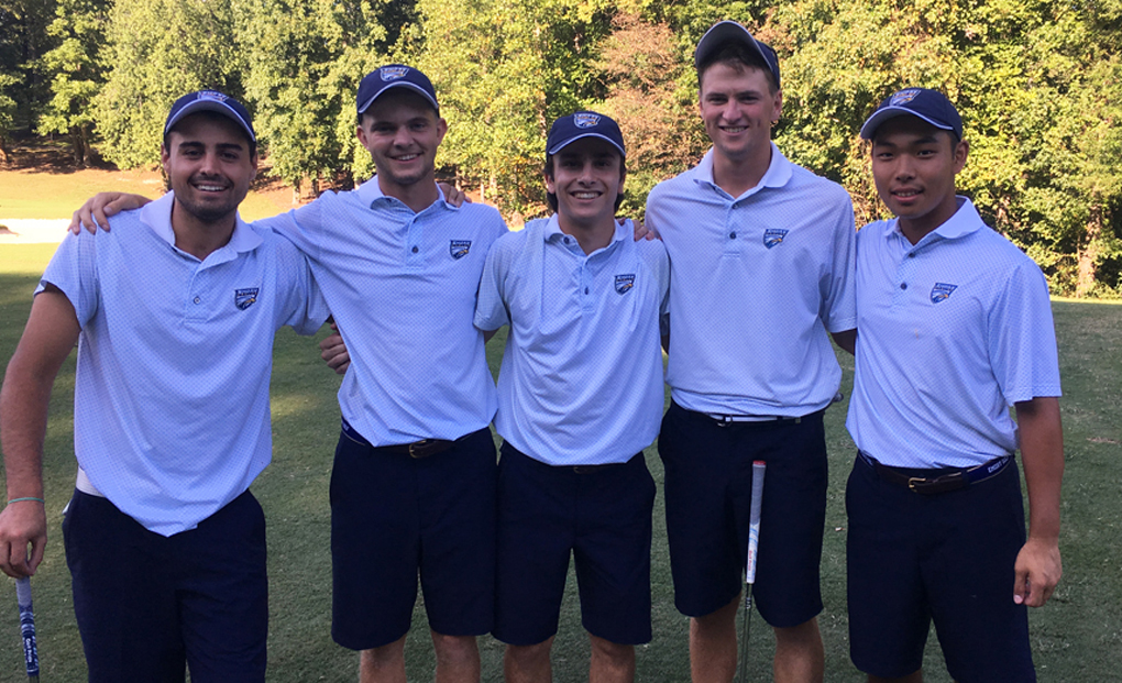 Emory Golf Finishes Seventh At Tournament Town Preview