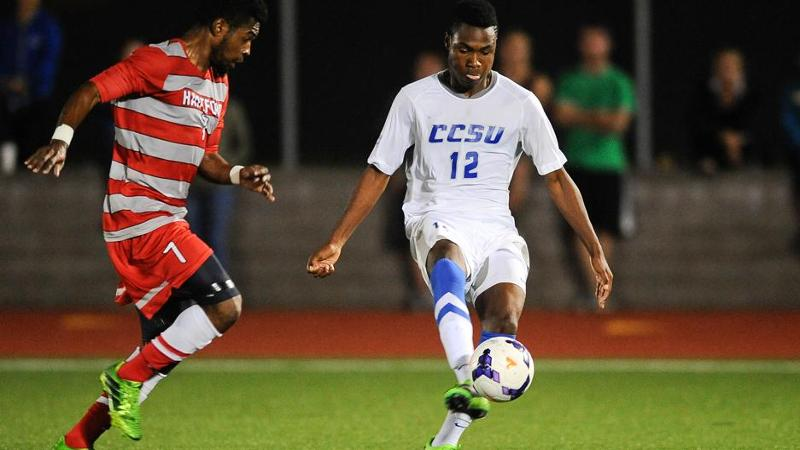 Men's Soccer Loses Regular Season Finale