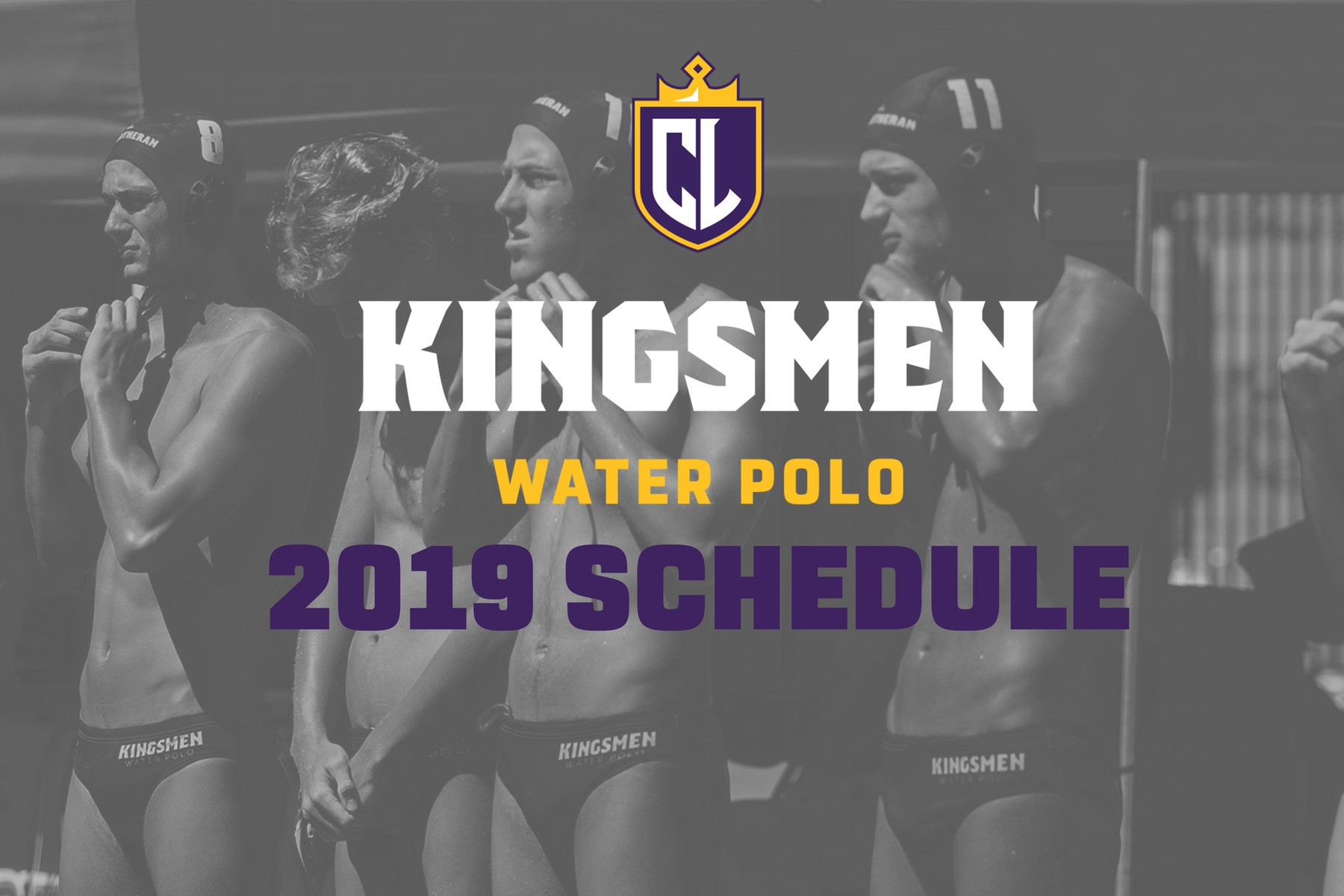 Kingsmen Water Polo 2019 Schedule Set