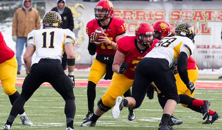 Memorable Ferris State Football Season Comes To A Close In NCAA Division II Playoffs