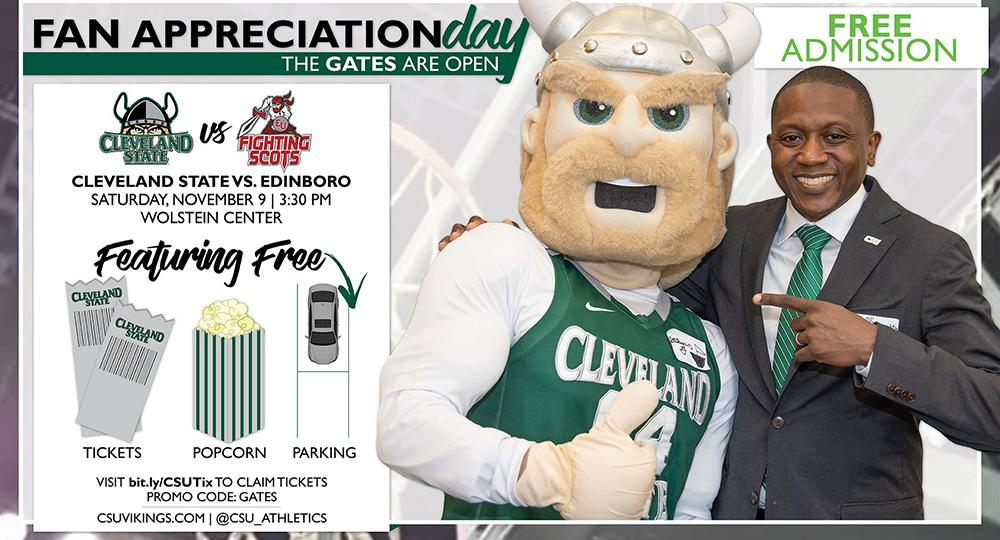 Fan Appreciation Day Features Free Admission