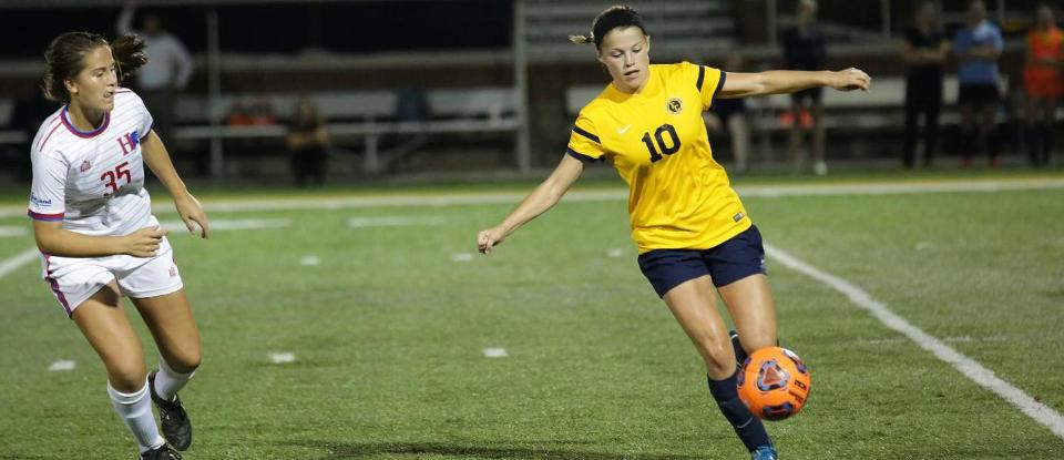 Women's Soccer Earns Road  HCAC Triumph Against Transy