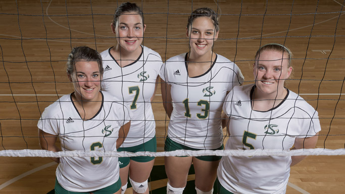 FINAL HOMESTAND FOR VOLLEYBALL WITH POSTSEASON IMPLICATIONS ON TAP
