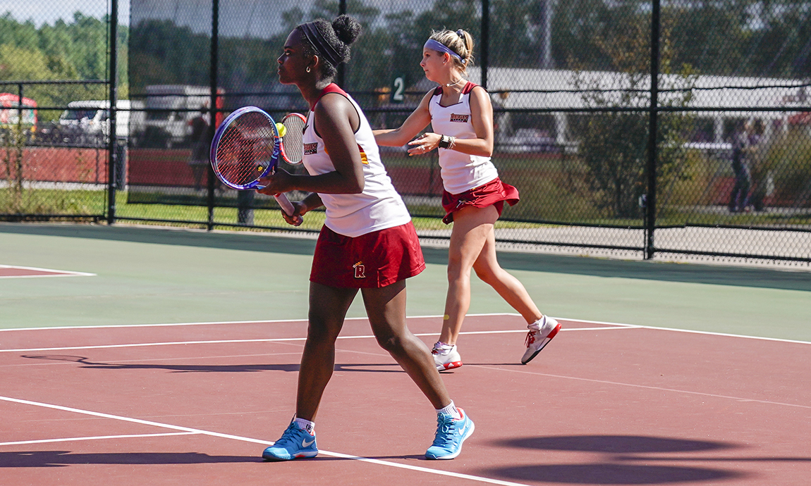 Record-Setting Performance Sends Pride Women's Tennis to Victory
