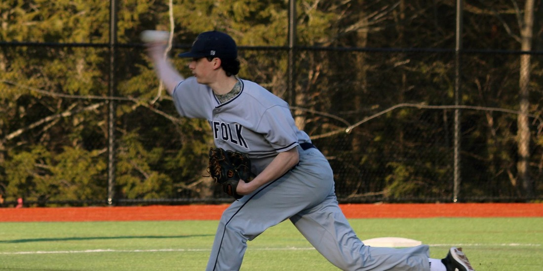 Juniata Slips Past Baseball, 2-1, in Game 2