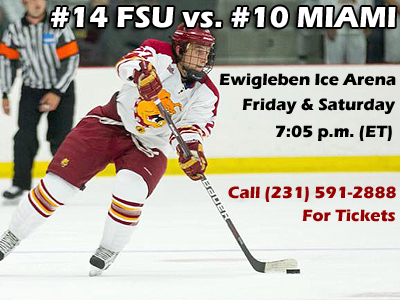 #14 FSU Hosts #10 Miami This Weekend