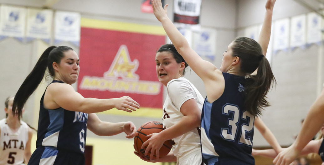Mounties drop tough loss to MSVU