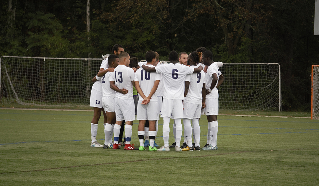 Fisher Falls to SUNY Delhi in NIAC Semi-Final; 4-0