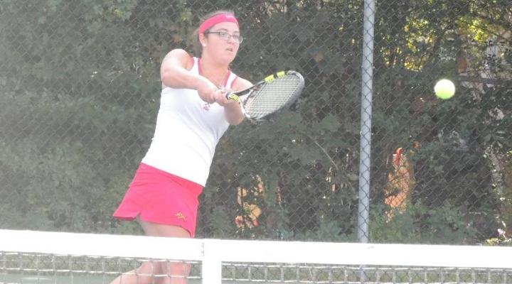 Women's Tennis Endures 9-0 Loss at Roger Williams in Season Finale