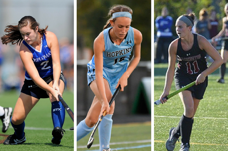 All-Conference Field Hockey Team; Coverdale, Hillman Named Players of Year