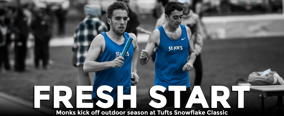 Monks Open Outdoor Season at Tufts Snowflake Classic