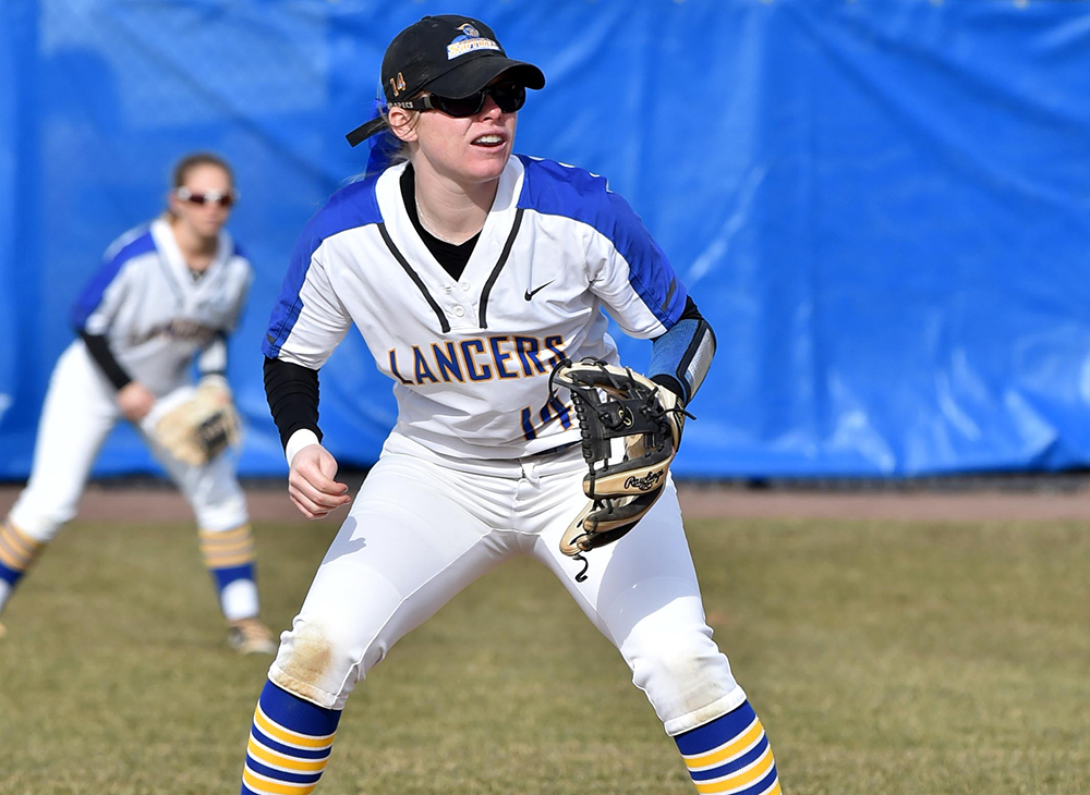 Softball's Season Ends in MASCAC Elimination Game