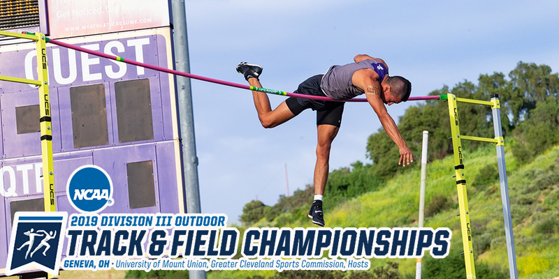 Garrett Silva wraps up National Championships taking 11th in Pole Vault